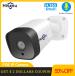 Hiseeu 2MP Surveillance POE IP Camera Audio H.265 1080P Outdoor Night Vision Waterproof Security CCTV Camera ONVIF for POE NVR