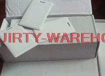 125KHZ Thick ID Card  Special Card Parking 86x54x1.8mm Clamshell with Hole