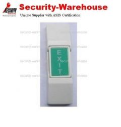 Door Exit Push Release Button Switch for Fingerprint Access Control Reader Green