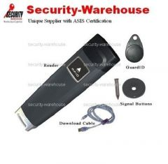 RFID 125 KHz Contactless Patrol Guard Tour System USB Waterproof Silicone Case