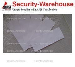 RFID UHF 860-960 MHz Tag 18000-6C Soft Adhesive Sticker Label 110x40mm Anti-Tamper Cut
