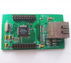 W5100 Network Module TCP IP Ethernet network module suitable for SPI interface module Arduino