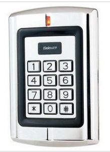 Stainless Access Controller Access Controller Access Control Standalone Rugged PIN + RFID 125 KHz Card LED
