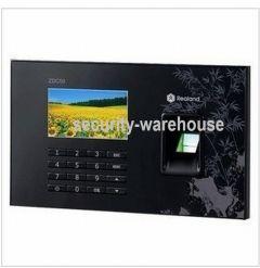 Really ZDC50T English attendance fingerprint attendance machine really ZDC50T