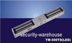 YM-500TD LED 500kg Double Door Electromagnetic Lock +delay function