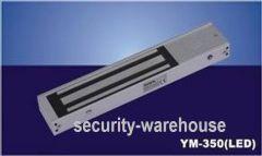 YM-350D LED 350kg Double Door Electromagnetic Lock +Signal Output