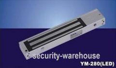 YM-280 LED 280KG Single Door Electromagnetic Lock +Signal Output