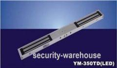 YM-350TD LED 350kg Double Door Electromagnetic Lock +delay function