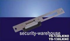 YS-138LK NO NC Switchable -S European Electric Strike Lock +Signal Output