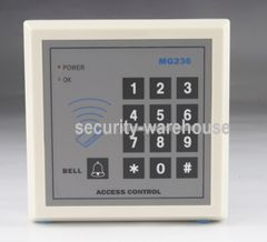 500 user RFID 125 KHz ID card access control all-in-one standalone wiegand