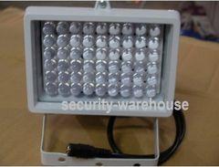 Surveillance camera fill light 12V54 light white lights white lights effective distance 50 meters