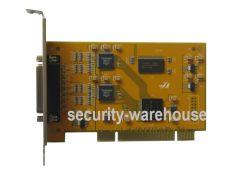 D1 high-definition DVR card hardware compression card 8 channel