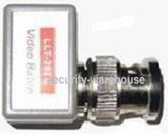 Video links Video Balun LLT-202-c Passive twisted pair Video Balun CCTV BNC Passive Video transceiver