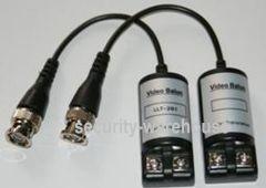 CCTV Passive Video Balun Passive twisted pair Video Balun 300 meters twisted pair Video Balun Video