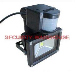 Surveillance cameras Infrared sensor lamp 10W LED white light
