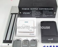 Electro-Magnetic lock Kit 180KG RFID 125 Khz Card Only Card Reader + Key