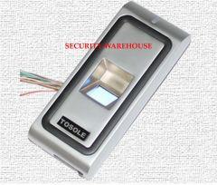 Metal Rugged Waterproof Fingerprint + RFID Access Control All-in-1 Wiegand
