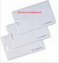 Manufacturers special sales ID thick card proximity card ID card EM card Portrait cards +hole