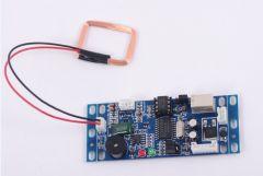 ID card access control module embedded for building intercom reader module ID building access control module