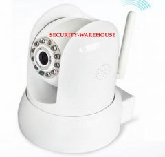 P network camera Mobile phone monitoring remote support memory card