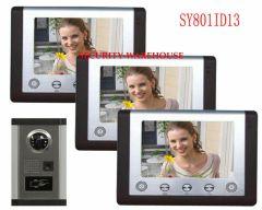 Percussive drill on sale 7 inch visual intercom doorbellhousehold color visualnight visionrain