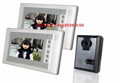 Diving price 7 inches cable visible interphone bellhousehold color visualnight vision waterproof a pair 2