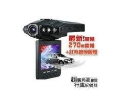 2.5 inches inch PuQing 6 car lights mini vehicle tachnography Automotive night vision like black box 6 lights