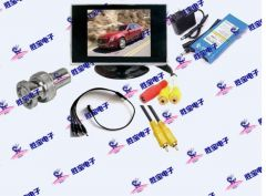 3.5 inches inch screen super-affordable video monitor tester Engineering Po Security Tester +12V output