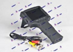3.5 inches inch screen video monitor tester works Bao security tester +12V output adjustable brightness