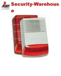 Outdoor Use Heavy Duty Strobe Siren for Burglar Alarm Battery Inner Metal Layer