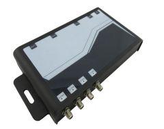 RFID UHF EPC 4 CH Reader Station External Antenna TCP/IP R2000