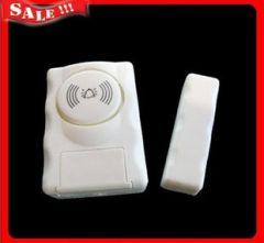 MC06-1 standalone door contact +siren 90db buzzer door sensor alarm burglar alarm burglar alarm Magnetic doors battery