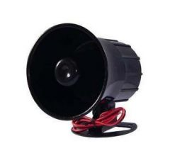 Wired alarm siren dedicated ES-626 This product is not a propaganda speaker Please look to make another