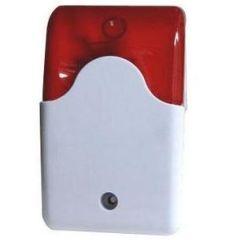 Wired Strobe Flash Siren for GSM Intruder Burglar Alarm sound and light alarm LM-103