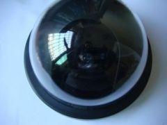Hemispherical simulation cameramonitorcamerasimulation camera Fake Dome Camera