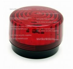 Flash Strobe Light Alarm Assorted Color 12V DC