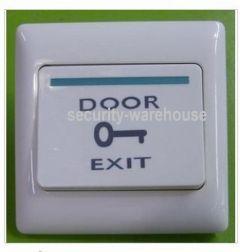 Open Door Press Exit Button 86 x 86