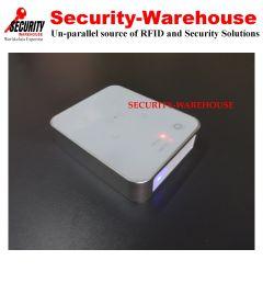 Portable Bluetooth UHF RFID reader card reader card issuer uses R500 program Long Range 2M