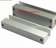 U Shape Clip Bracket for EM Lock on Glass Door 180mm