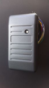 RFID 125KHz HID Compatible Wiegand 26 Reader