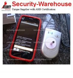 RFID 13.56 MHz NFC 15693 Portable Bluetooth Reader Writer for Android Smartphone