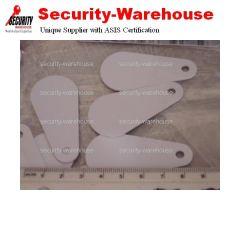 RFID 125 KHz Price Tag +Hole Diamond Shape 0 9mm