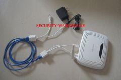 POE Power Over Ethernet Splitter Cable RJ45 Cat 5+