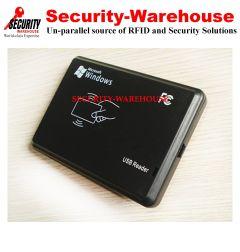 RFID 13.56 Mhz ISO 15693 Desktop Reader Writer USB SDK Plug-n-Play