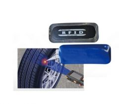 RFID UHF 860-960MHz 18000 6BC Silicone Built Tag for Vehicle Tyre
