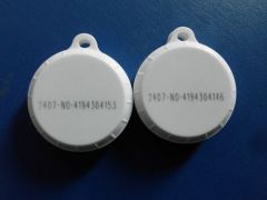 NEW RFID Active Tag 2.4G Long Range Key Ring Type Built-in Battery Rugged Waterproof