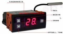 Wired Temperature Sensor