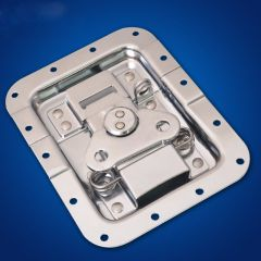 metal hasp Butterfly lock air box buckle tool box clasp bag hardware part  woodenbox  Aluminum case