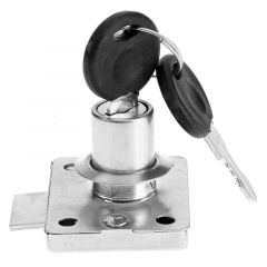 138C-22 Desk Drawer Lock Wardrobe Locks Cabinet Locks Furniture Cam Locks Cold Rolled Steel Zinc All