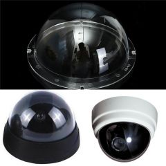 4 Inch Indoor Outdoor CCTV Replacement Acrylic Clear Cover Surveillance Cameras Security Dome